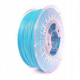 DEVIL DESIGN PLA 1.75MM FILAMENT BŁĘKITNY Blue 1 KG