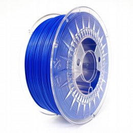 DEVIL DESIGN PLA 1.75MM FILAMENT Niebieski Super Blue 1 KG