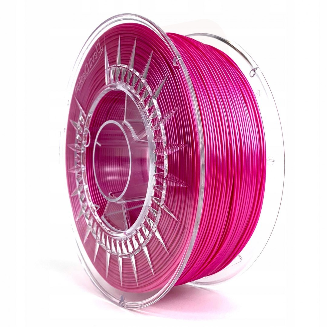 DEVIL DESIGN PLA 1.75MM FILAMENT Pink Pearl 1 kg