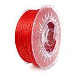 DEVIL DESIGN PLA 1.75MM FILAMENT hot red czerwony