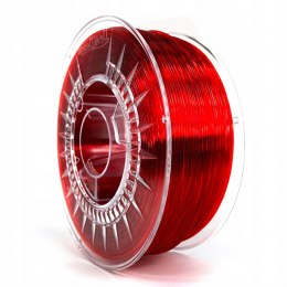 Filament PMMA Devil Design 1.75 mm 1kg Ruby Red TR