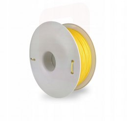 Filament SILK Metallic Fiberlogy 1.75 mm żółty 0.85 kg