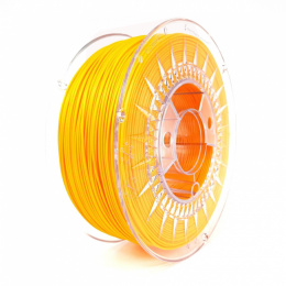 DEVIL DESIGN PLA 1.75MM FILAMENT Jasnopomarańczowy