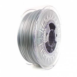 DEVIL DESIGN PLA 1.75mm filament 1 kg Aluminium