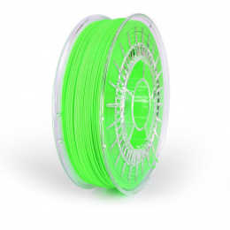 Rosa filament PLA Starter 1,75mm 0,8kg Neon Green