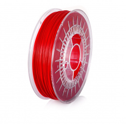 Rosa filament PLA Starter 1,75mm 0,8kg Red