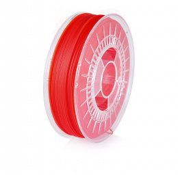 Rosa filament PLA Starter 1,75mm 0,8kg Red Transparent