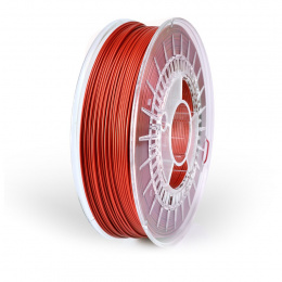 Rosa filament PLA Starter 1,75mm 0,8kg Red Jasper Satin