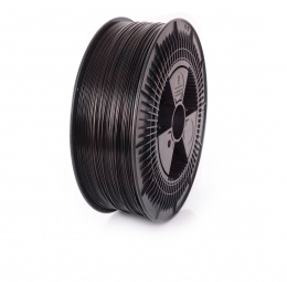 Rosa filament PLA starter 1.75 mm 3 kg Black